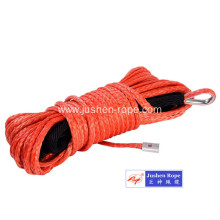 3/8/12-Strand UHMWPE Synthetic Winch Rope